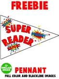 SUPER READER | PENNANT |