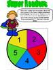 SUPER Readers! Phonemic Awareness Board Game