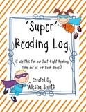 SUPER Reading Log