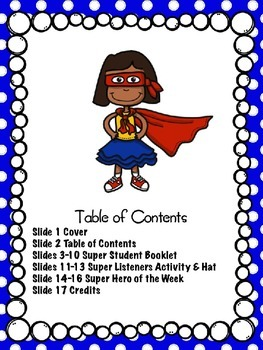 SUPER SECOND GRADER ACTIVITY PACK
