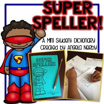 Editable Student Dictionary