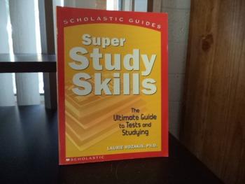 SUPER STUDY SKILLS     ISBN 0 439 21607 9