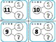 SUPER SUBTRACTION NUMBER BOND CARDS
