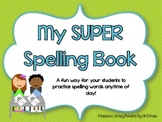 SUPER Spelling Mini-Book