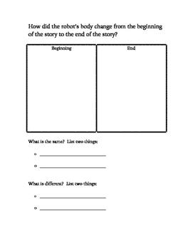 SUPERBOT Disney/Pixar Short Companion Worksheet