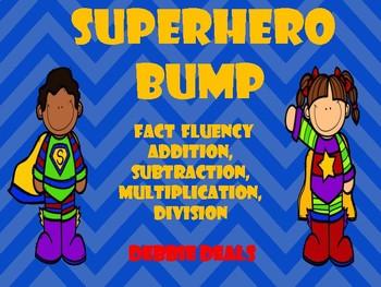 SUPERHERO BUMP MIXED FLUENCY