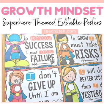 Growth Mindset Quotes Worksheets & Teaching Resources | TpT