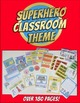 Back to School - SUPERHERO CLASSROOM THEME - COMIC STYLE