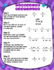 SUPERHERO Comparing Fractions Task Cards (Pack of 24 Cards)- Grades 3, 4, 5
