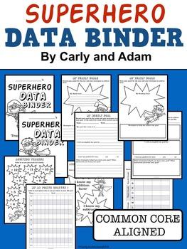 SUPERHERO Data Binder