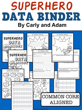 SUPERHERO Data Binder