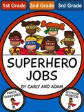 SUPERHERO Classroom Job Assignments