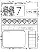 SUPERHEROES Numbers 1-20 NO PREP