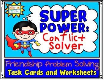 Friendship Problem Solving is My Superpower: Solution Focu