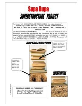 Supa Dupa SUPERSTRUCTURE PROJECT ...PLUS... Acceleration Ramp
