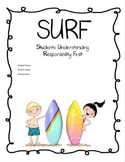 SURF Binder Cover Set #1