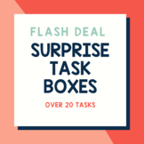 SURPRISE Task Boxes for Preschool and Special Education - BUNDLE
