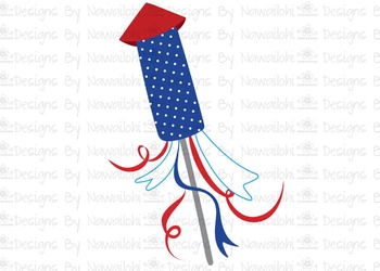 SVG, DXF, Pdf, Studio3 Cut file CF34 Independence Day 4th