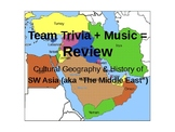 Middle East Trivia Review Game