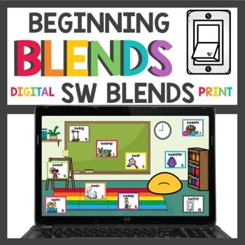 SW Blends Work Working Activities