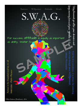 SWAG Motivation Poster