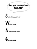 SWAG Sentence Poster