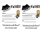 SWAG (Students Who Achieve Goals) Awards