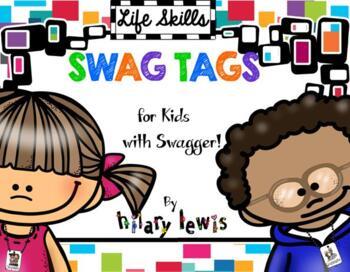 *SWAG TAGS [Brag Tags] - Life Skills Pack