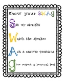 SWAG poster