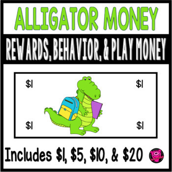 Alligators and Swamp Theme Character Education Set