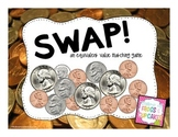 SWAP!: An Equivalent Value Money Matching Game