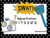 SWAT! 7 Hebrew Prefixes