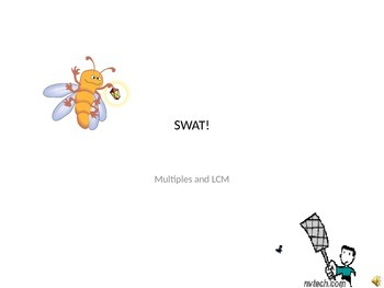 SWAT Game for Multiples and LCM