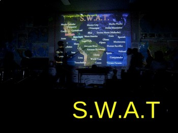 SWAT Review Game - Gilded Age (25 questions)