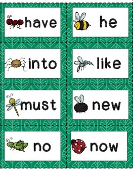 SWAT Sight Words