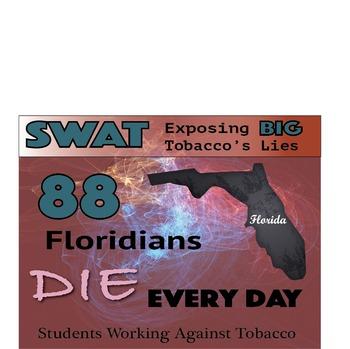 SWAT Smoking Graphic