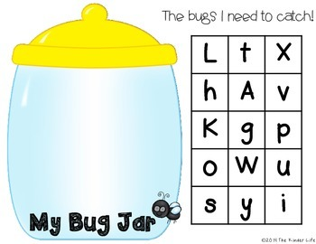 SWAT a Fly Letters CvC Words