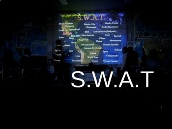 SWAT review game for Age of Exploration & Scientific Revolution