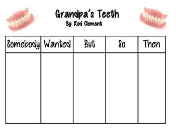 SWBST with Grandpa's Teeth