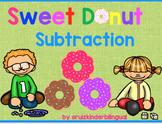 SWEET DONUT SUBTRACTION~ Mini Erasers~