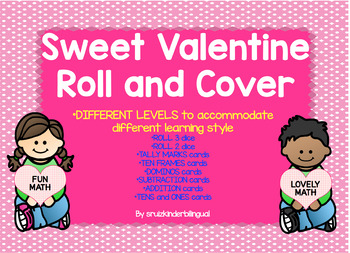 SWEET VALENTINE ROLL and COVER