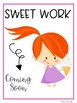 SWEET WORK Coming Soon-Ice Cream and Kids