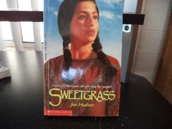 SWEETGRASS              ISBN 0-590-43486-1