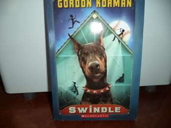 SWINDLE    ISBN-10-  0-545-10756-3