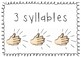 SYLLABLES ACTIVITY PACK