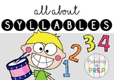 ALL ABOUT SYLLABLES (Early Years)