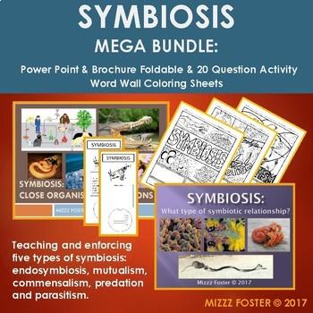 SYMBIOSIS Bundle: Power Point, Symbiosis Quest Power Point