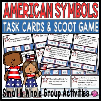 SYMBOLS of the UNITED STATES CLIP TASK SET