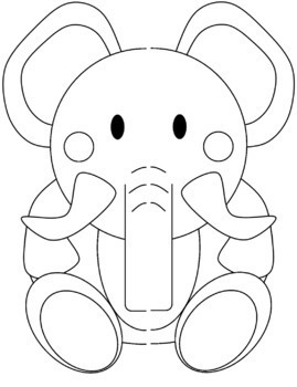 animal symmetry drawing symmetry lines of symmetry by the booked up tutor. Black Bedroom Furniture Sets. Home Design Ideas