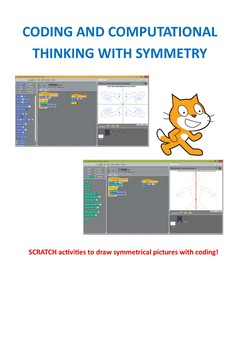 SYMMETRY UNIT - lines, drawing, sorting, computational thinking and coding